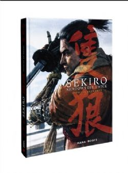 SEKIRO: SHADOWS DIES TWICE -  OFFICIAL ARTWORKS (FRENCH V.)