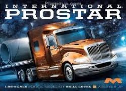 SEMI TRACTOR -  INTERNATIONAL PROSTAR 1/25 (LEVEL 3- MEDIUM)
