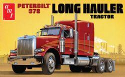 SEMI TRACTOR -  PETERBILT LONG HAULER TRACTOR 1/24