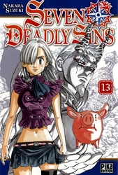 SEVEN DEADLY SINS -  (FRENCH V.) 13