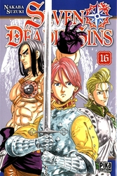 SEVEN DEADLY SINS -  (FRENCH V.) 16