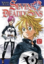SEVEN DEADLY SINS -  (FRENCH V.) 17