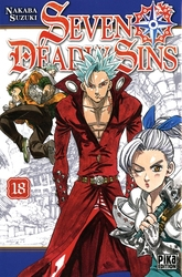SEVEN DEADLY SINS -  (FRENCH V.) 18