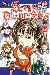 SEVEN DEADLY SINS -  (FRENCH V.) 19