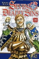 SEVEN DEADLY SINS -  (FRENCH V.) 20
