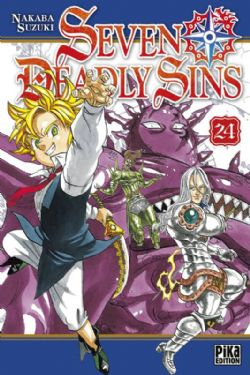 SEVEN DEADLY SINS -  (FRENCH V.) 24