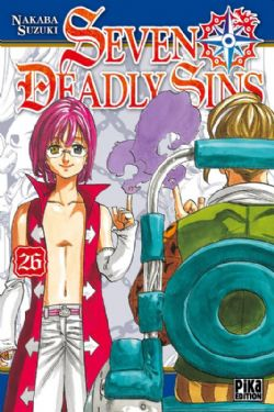 SEVEN DEADLY SINS -  (FRENCH V.) 26