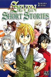 SEVEN DEADLY SINS -  SEVEN SHORT STORIES (FRENCH V.)