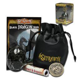 SEYRAWYN -  BLACK DRAGON EGG (COLLECTOR SET)