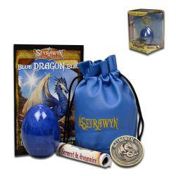 SEYRAWYN -  BLUE DRAGON EGG (COLLECTOR SET)