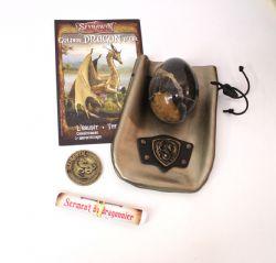 SEYRAWYN -  GOLD DRAGON EGG (COLLECTOR SET)