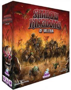 SHADOW KINGDOMS OF VALERIA -  BASE GAME (ENGLISH)