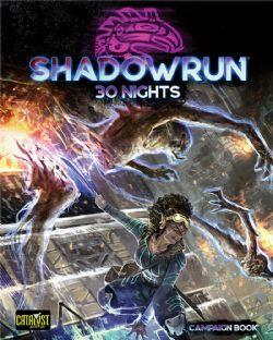 SHADOWRUN -  30 NIGHTS (ENGLISH)