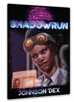 SHADOWRUN -  JOHNSON 'DEX (ENGLISH) -  NPC DECK