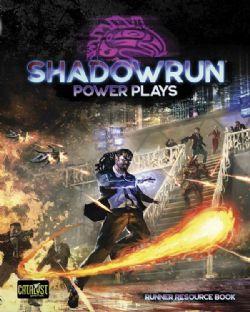 SHADOWRUN -  POWER PLAYS (ENGLISH) -  SIXTH WORLD