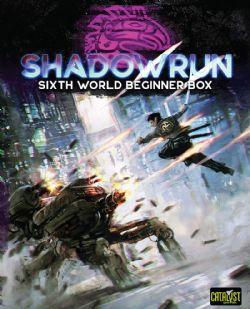 SHADOWRUN -  SIXTH WORLD BEGINNER BOX (ENGLISH)