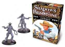 SHADOWS OF BRIMSTONE -  COWBOY HERO PACK (ENGLISH)