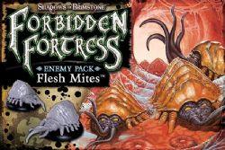 SHADOWS OF BRIMSTONE -  FLESH MITES (ENGLISH)