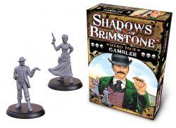 SHADOWS OF BRIMSTONE -  GAMBLER HERO PACK (ENGLISH)