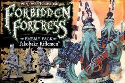 SHADOWS OF BRIMSTONE -  TAKOBAKE RIFLEMEN (ENGLISH)