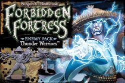SHADOWS OF BRIMSTONE -  THUNDER WARRIORS (ENGLISH)