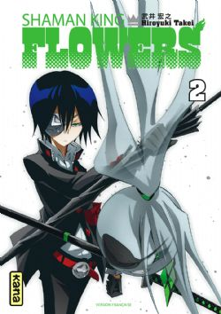 SHAMAN KING -  (FRENCH V.) -  FLOWERS 02