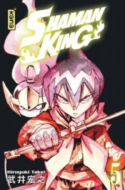 SHAMAN KING -  STAR EDITION (FRENCH V.) 05
