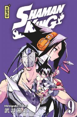 SHAMAN KING -  STAR EDITION (FRENCH V.) 09