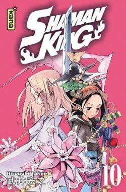 SHAMAN KING -  STAR EDITION (FRENCH V.) 10