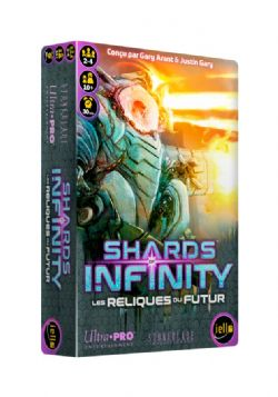 SHARDS OF INFINITY -  LES RELIQUES DU FUTUR (FRENCH)