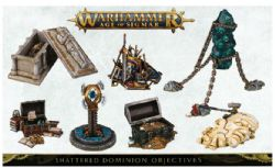 SHATTERED DOMINION OBJECTIVES