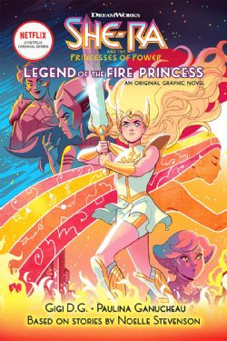 SHE-RA -  THE LEGEND OF THE FIRE PRINCESS