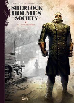 SHERLOCK HOLMES -  LE CHAMPS DES POSSIBLES -  SHERLOCK HOLMES SOCIETY 06