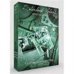 SHERLOCK HOLMES : LES FRANCS-TIREURS DE BAKER STREET (FRENCH)