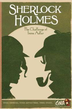 SHERLOCK HOLMES -  THE CHALLENGE OF IRENE ADLER (ENGLISH)