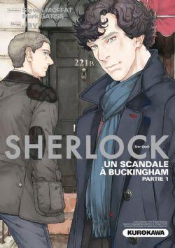 SHERLOCK -  UN SCANDALE À BUCKINGHAM - PARTIE 1 (FRENCH V.) 04
