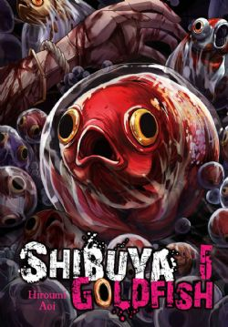 SHIBUYA GOLDFISH -  (ENGLISH V.) 05