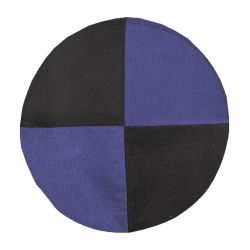 SHIELD COVER -  SVEN - BLACK AND BLUE