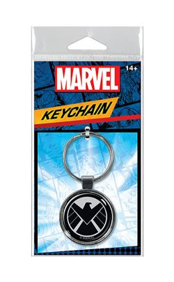 SHIELD -  LOGO KEYCHAIN