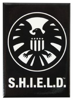 SHIELD -  LOGO MAGNET