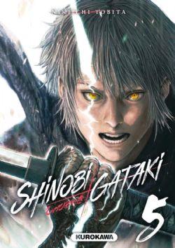 SHINOBI GATAKI -  (FRENCH V.) 05