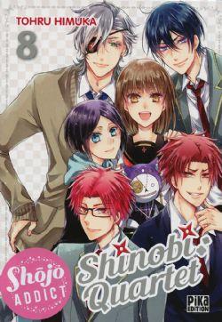 SHINOBI QUARTET -  (FRENCH V.) 08