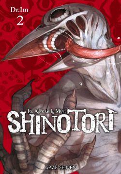 SHINOTORI: LES AILES DE LA MORT -  (FRENCH V.) 02