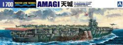 SHIP -  I.J.N. AIRCRAFT CARRIER AMAGI 1/700 (CHALLENGING)