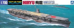 SHIP -  I.J.N. AIRCRAFT CARRIER HIRYU (1942) 1/700 (CHALLENGING)