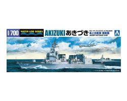 SHIP -  J.M.S.D.F. DESTROYER DD-115 AKIZUKI - 1/700