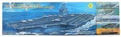 SHIP -  USS NIMITZ-CLASS SUPERCARRIES 1/500 (CHALLENGING)