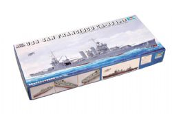 SHIP -  USS SAN FRANCISCO CA-38 1942 1/350 (CHALLENGING)