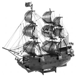 SHIPS -  BLACK PEARL BLACK VERSION - 2 SHEETS