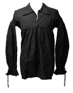 SHIRTS -  SHIRT ARAMIS - BLACK